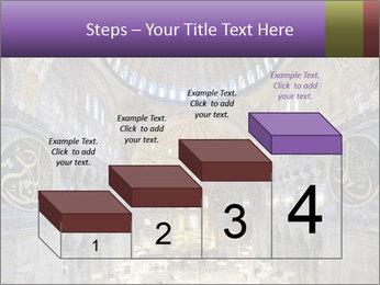 Church Ceiling PowerPoint Templates - Slide 64