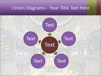 Church Ceiling PowerPoint Template - Slide 78