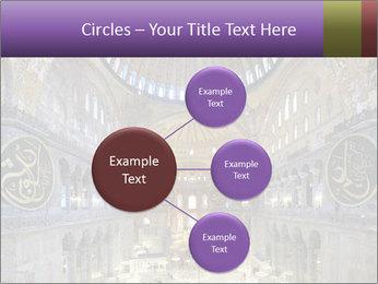 Church Ceiling PowerPoint Templates - Slide 79