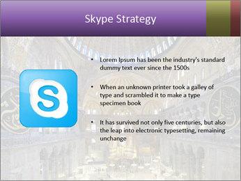 Church Ceiling PowerPoint Templates - Slide 8