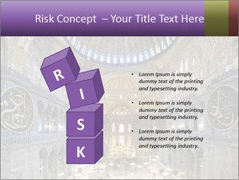 Church Ceiling PowerPoint Templates - Slide 81