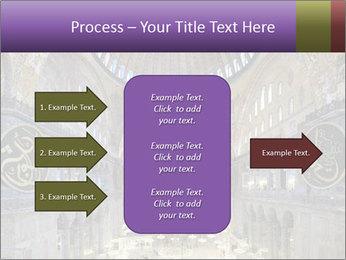 Church Ceiling PowerPoint Templates - Slide 85