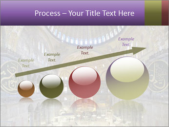 Church Ceiling PowerPoint Templates - Slide 87