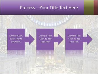 Church Ceiling PowerPoint Templates - Slide 88