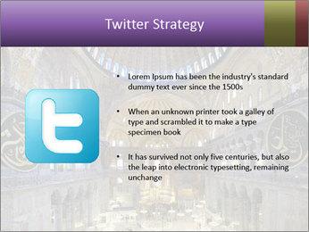 Church Ceiling PowerPoint Templates - Slide 9