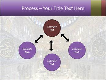Church Ceiling PowerPoint Templates - Slide 91