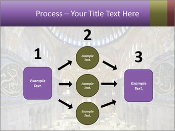 Church Ceiling PowerPoint Template - Slide 92