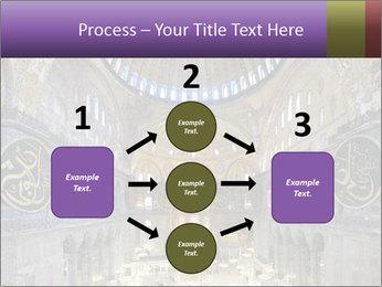 Church Ceiling PowerPoint Templates - Slide 92