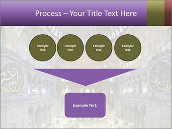 Church Ceiling PowerPoint Template - Slide 93