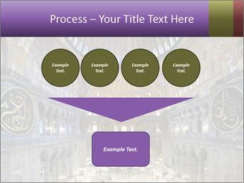 Church Ceiling PowerPoint Templates - Slide 93