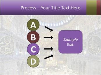 Church Ceiling PowerPoint Templates - Slide 94