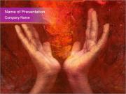 Healing Prayer PowerPoint Template