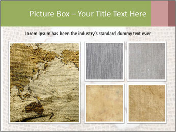 Organic Cotton PowerPoint Templates - Slide 19