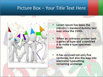 Christmas Jumpers PowerPoint Template - Slide 13