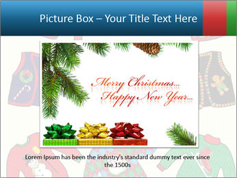 Christmas Jumpers PowerPoint Template - Slide 15