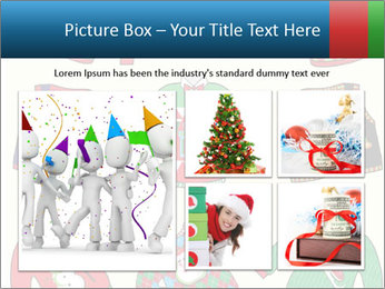 Christmas Jumpers PowerPoint Template - Slide 19