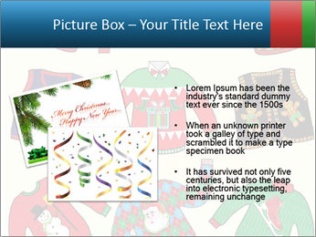 Christmas Jumpers PowerPoint Template - Slide 20