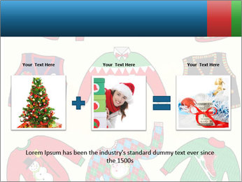 Christmas Jumpers PowerPoint Template - Slide 22