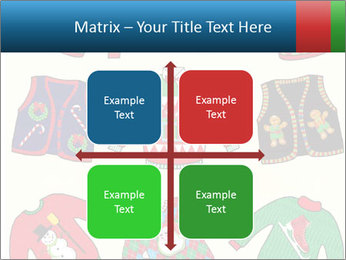 Christmas Jumpers PowerPoint Template - Slide 37