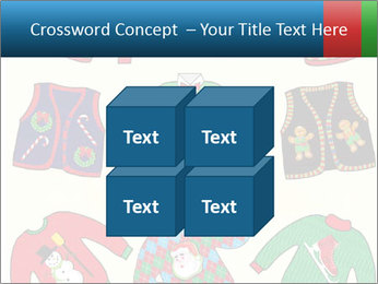 Christmas Jumpers PowerPoint Template - Slide 39