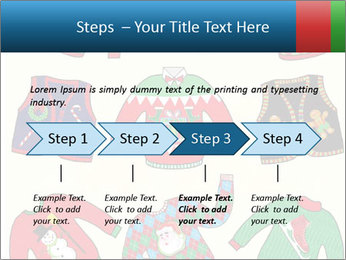 Christmas Jumpers PowerPoint Template - Slide 4