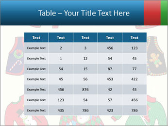 Christmas Jumpers PowerPoint Template - Slide 55