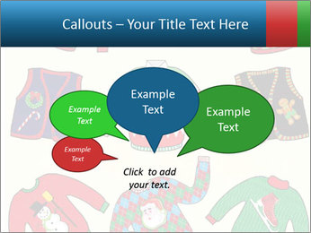 Christmas Jumpers PowerPoint Template - Slide 73