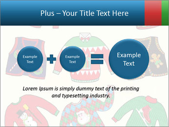 Christmas Jumpers PowerPoint Template - Slide 75