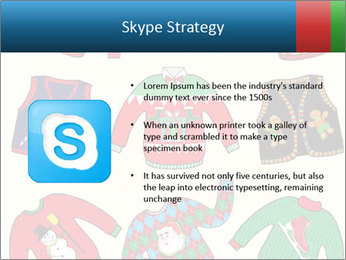 Christmas Jumpers PowerPoint Template - Slide 8