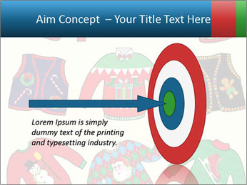Christmas Jumpers PowerPoint Template - Slide 83