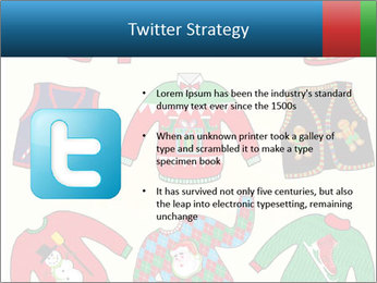 Christmas Jumpers PowerPoint Template - Slide 9