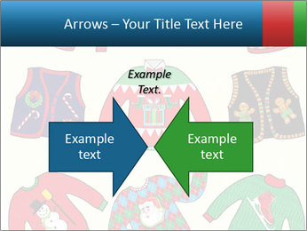 Christmas Jumpers PowerPoint Template - Slide 90