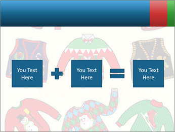 Christmas Jumpers PowerPoint Template - Slide 95
