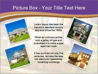 Glass Cottage PowerPoint Template - Slide 24