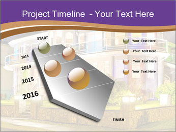 Glass Cottage PowerPoint Template - Slide 26