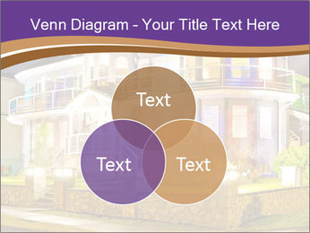Glass Cottage PowerPoint Template - Slide 33