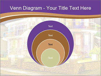 Glass Cottage PowerPoint Template - Slide 34