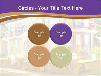Glass Cottage PowerPoint Template - Slide 38