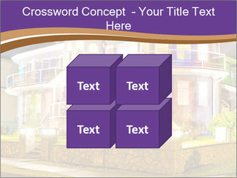 Glass Cottage PowerPoint Template - Slide 39