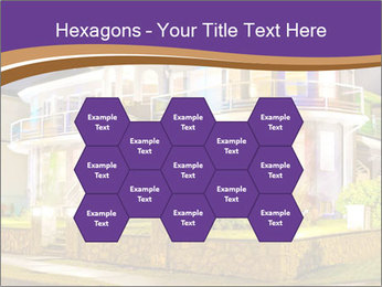Glass Cottage PowerPoint Template - Slide 44