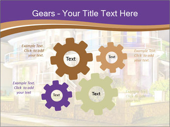 Glass Cottage PowerPoint Template - Slide 47