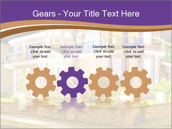 Glass Cottage PowerPoint Template - Slide 48