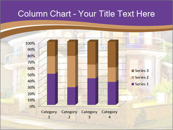 Glass Cottage PowerPoint Template - Slide 50