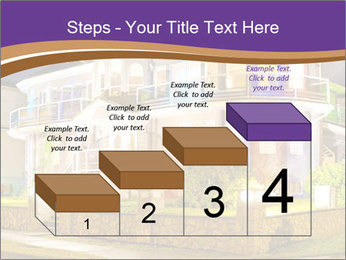 Glass Cottage PowerPoint Template - Slide 64