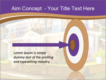 Glass Cottage PowerPoint Template - Slide 83