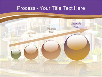 Glass Cottage PowerPoint Template - Slide 87