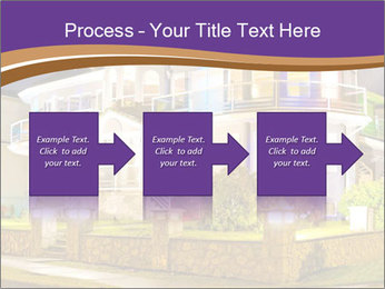 Glass Cottage PowerPoint Template - Slide 88