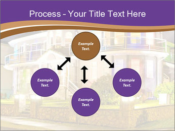 Glass Cottage PowerPoint Template - Slide 91