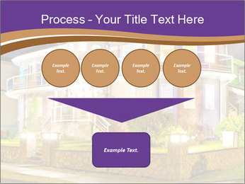Glass Cottage PowerPoint Template - Slide 93