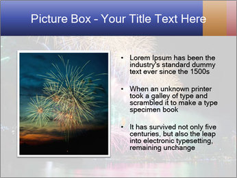 Party On Cruise Boat PowerPoint Template - Slide 13